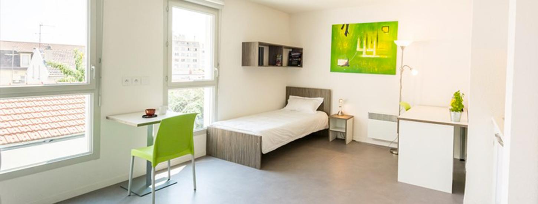 Résidence universitaire Lyon 7 - studio étudiant Lyon 7ème ...