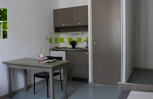Student accommodation Grenoble: Student studio in Grenoble