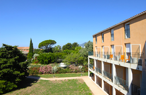 Student accommodation Toulon: Studio apartments in student